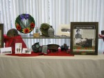 Remembrance Day Display @ Library Allard